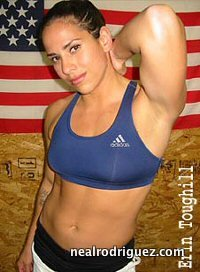 Erin Toughill - Combat Ready