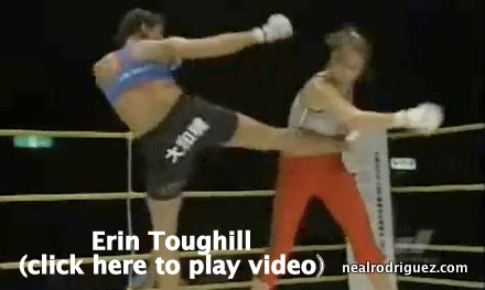 Erin Toughill Highlights