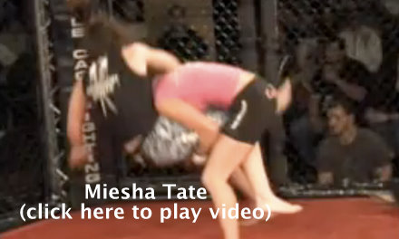 Miesha Tate vs. Liz Carriero
